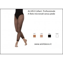 Art. 853 Collant Rete a Leggins Professionali
