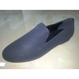 Art.800 MOCASSINO IN NABUK NERO